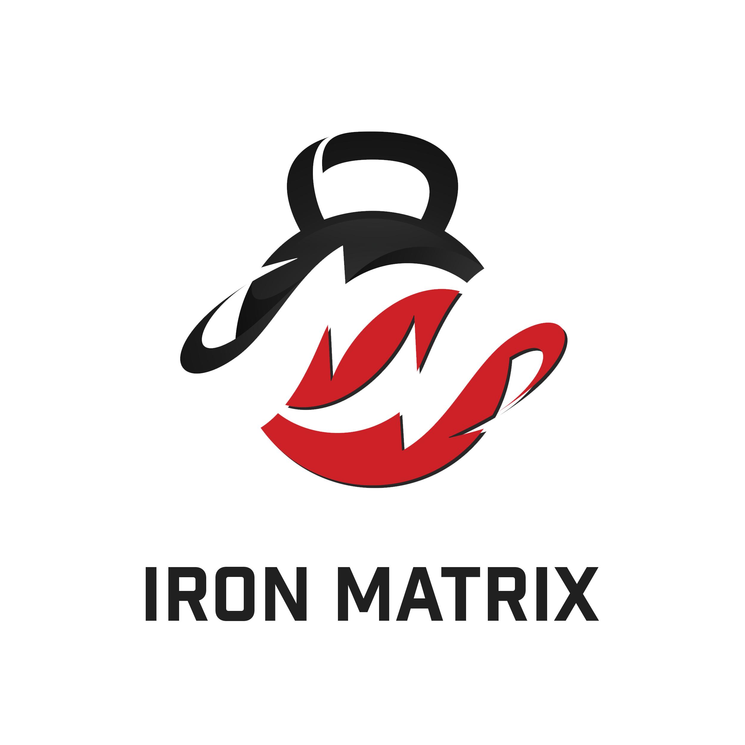 IRON MATRIX PNG
