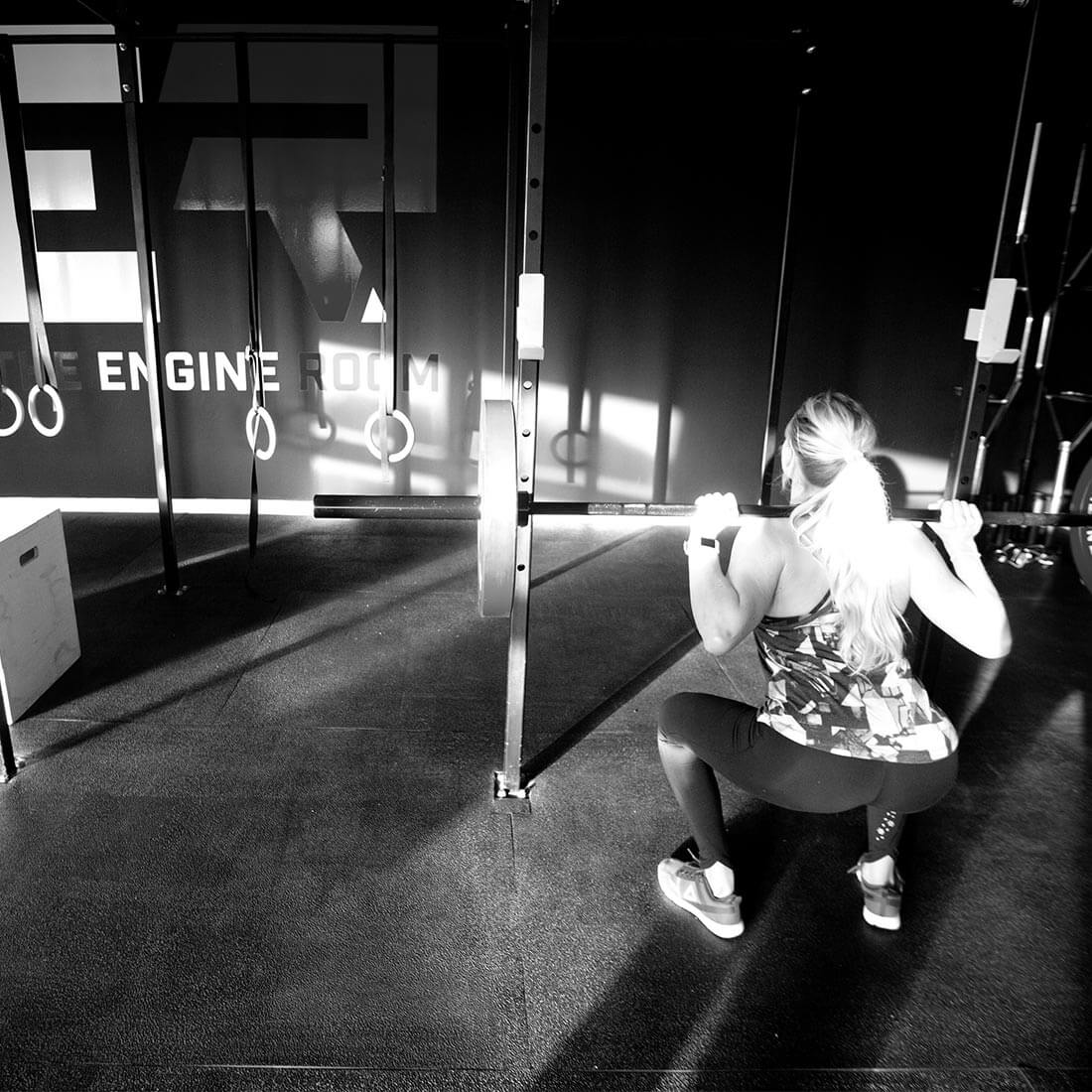 The Engine Room Personal Training in Falkirk